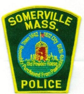 SomervillePD patch