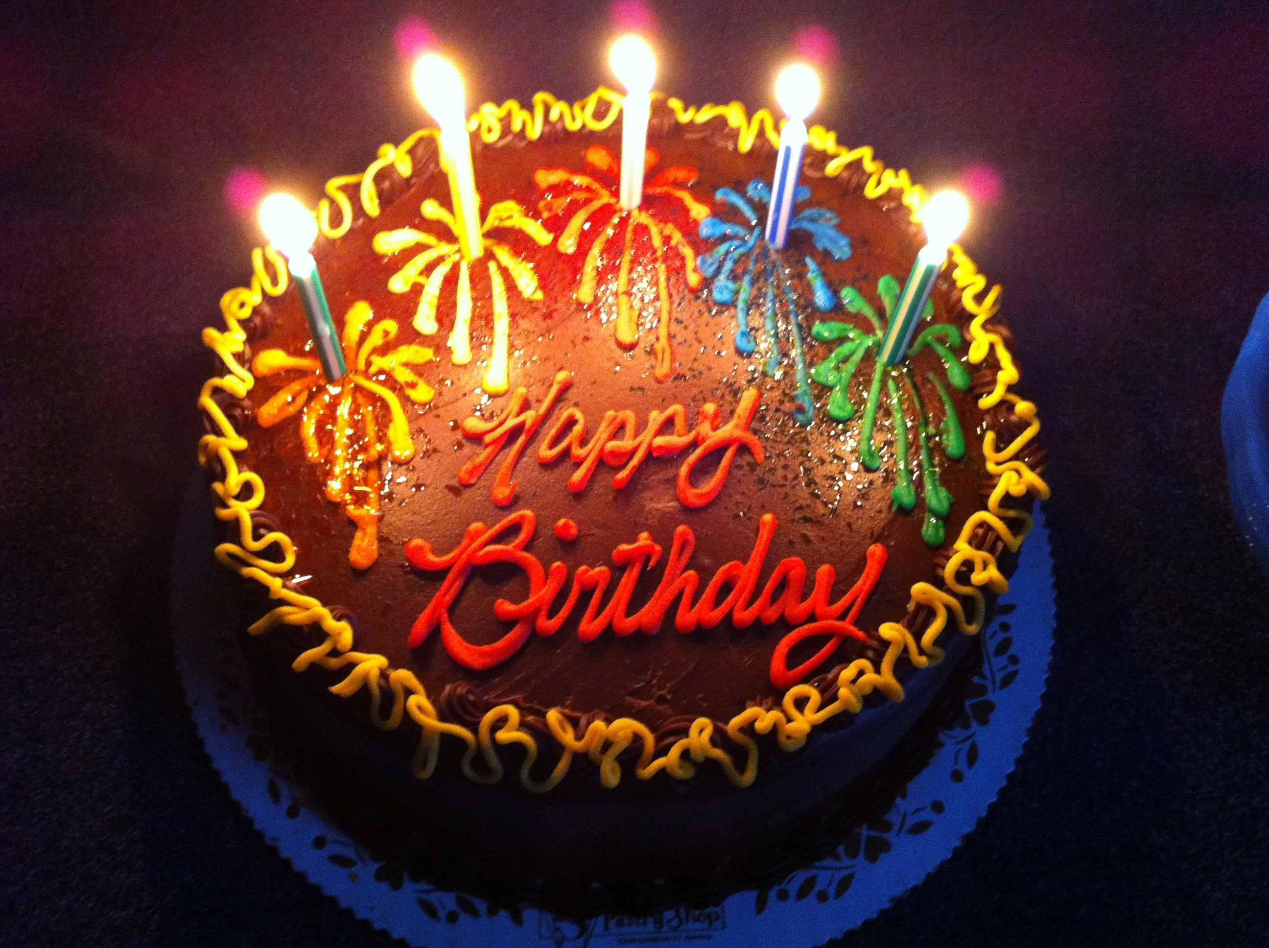 the somerville news weekly is turning 1 year old happy birthday on birthday cakes fireworks