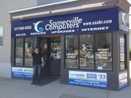 Somerville Computers (617)666-5692