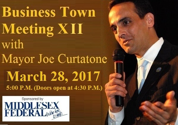 Business Town Meeting XII with Somerville Mayor Joe Curtatone