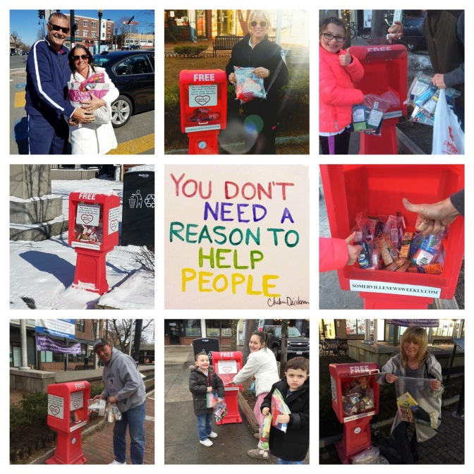 Join The Somerville Blessing Boxes Group