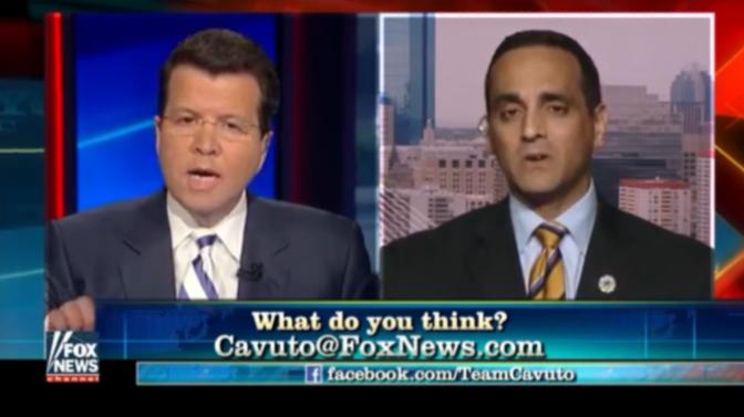 Somerville Mayor Joseph Curtatone Defending Sanctuary City Status On Fox Business News